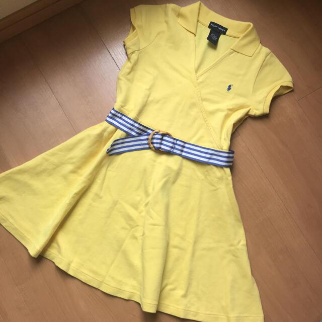 Ralph Lauren(ラルフローレン)の 専用です。 キッズ/ベビー/マタニティのキッズ服女の子用(90cm~)(ワンピース)の商品写真