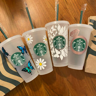 Starbucks Coffee - スターバックス リユーザブルカップ カスタム