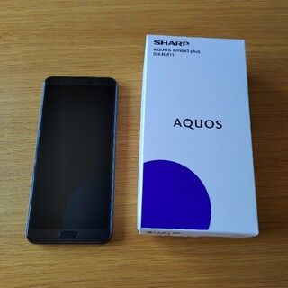 AQUOS - SHARP AQUOS sense3 plus SH-RM11 64GB
