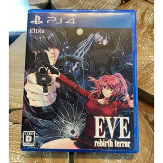 PlayStation4 - EVE rebirth terror(イヴ リバーステラー) PS4