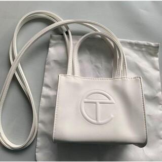 ティファール(T-fal)のTelfar バッグ S スモール ホワイト(ショルダーバッグ)