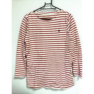 ポロラルフローレン(POLO RALPH LAUREN)のマタニティ⭐︎POLO 授乳服 赤×白ボーダー(マタニティトップス)