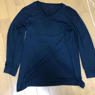 ユニクロ(UNIQLO)のユニクロ UNIQLO ヒートテック インナーシャツ(Tシャツ/カットソー(七分/長袖))
