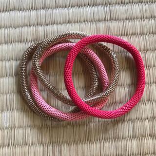 ザラ(ZARA)のZARA バングル 4色セット(ブレスレット/バングル)