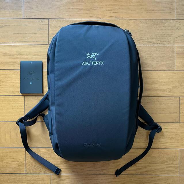 ARC'TERYX(アークテリクス)のArc'teryx Blade 20 Black メンズのバッグ(バッグパック/リュック)の商品写真