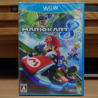 ウィーユー(Wii U)の★★新品★★ マリオカート8  Wii U(家庭用ゲームソフト)