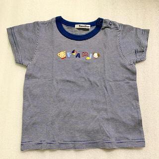 familiar - familiar Tシャツ 90 難あり