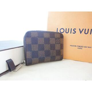 LOUIS VUITTON - 美品☆本物 ヴィトン ダミエ コインケース【ジッピー・コインパース】G16