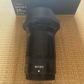 Nikon - NIKON ニコン NIKKOR Z 20mm f/1.8 s
