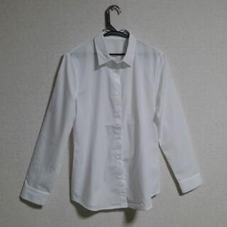 ジーユー(GU)のGU レディースワイシャツ(シャツ/ブラウス(長袖/七分))