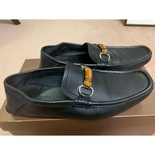 """グッチ(Gucci)のGucci """"Bamboo"""" bit loafer driving shoes(スリッポン/モカシン)"""
