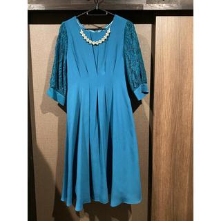 アルファベットアルファベット(Alphabet's Alphabet)の結婚式 ドレス(ミディアムドレス)