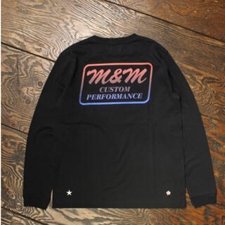 エムアンドエム(M&M)のM&M  × TAMAGAWA DINER キムタク 着用 Tシャツ XLサイズ(Tシャツ/カットソー(七分/長袖))