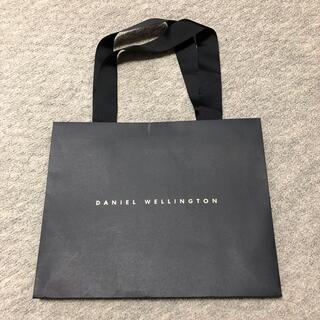 ダニエルウェリントン(Daniel Wellington)の紙袋 DANIEL WELLINGTON(ショップ袋)