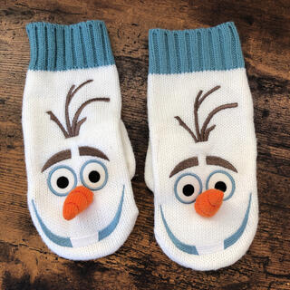 Disney - オラフ手袋