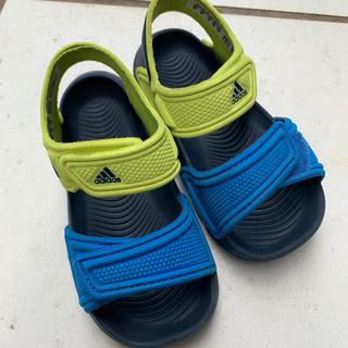 アディダス(adidas)のadidasサンダル14センチ(サンダル)
