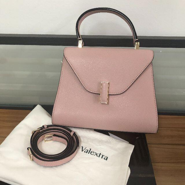 Valextra(ヴァレクストラ)のヴァレクストラ Valextra ショルダーバック レディースのバッグ(ショルダーバッグ)の商品写真