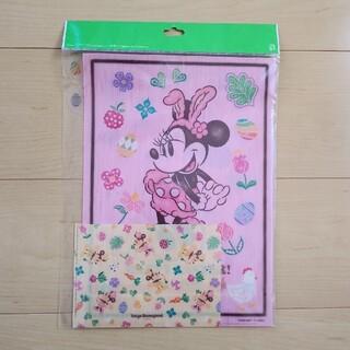 ディズニー(Disney)のディズニー クリアファイル 2枚 イースター(クリアファイル)