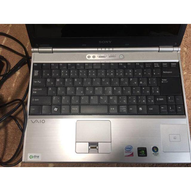 SONY(ソニー)のSONY VAIO VGN-SZ55B   Windows10 (ジャンク) スマホ/家電/カメラのPC/タブレット(ノートPC)の商品写真