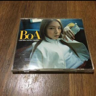 ☆ BoA/LISTEN TO MY HEART