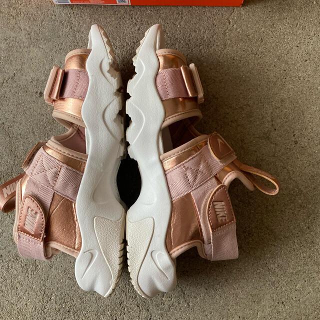 NIKE(ナイキ)のNIKE✳︎CANYON SANDAL 24センチ レディースの靴/シューズ(サンダル)の商品写真