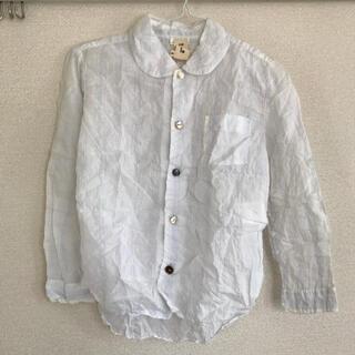 COMME des GARCONS - 新品 tao COMME des GARCONS ストライプシャツ