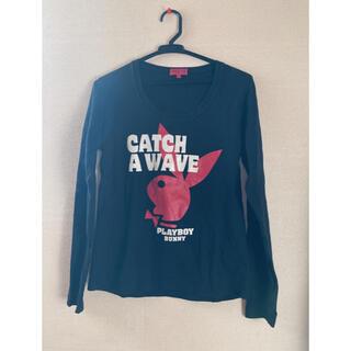 プレイボーイ(PLAYBOY)のプレイボーイTシャツ(Tシャツ(長袖/七分))