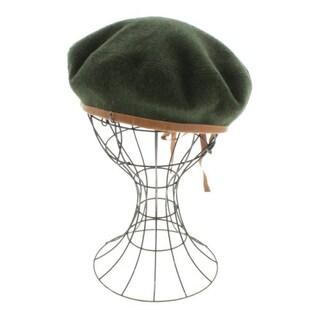 Gucci - GUCCI ハンチング・ベレー帽 レディース