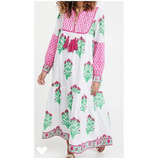 Ron Herman - szblockprints Jodhpur Dress