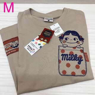 サンリオ - 新品未使用 綿100% サンリオ ペコちゃん Tシャツ M タグ付き