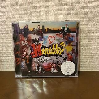 ジャニーズWEST - ジャニーズWEST W trouble 初回盤B CD DVD-B付