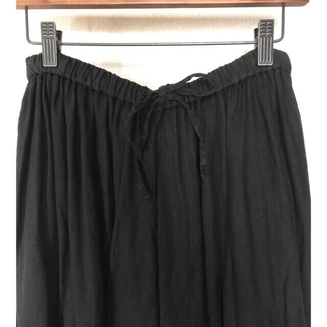 nest Robe(ネストローブ)のネストローブ ⭐︎リネンギャザースカート レディースのスカート(ロングスカート)の商品写真