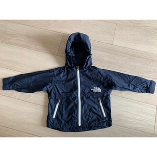 THE NORTH FACE - THE NORTH FACE  コンパクトジャケットサイズ80