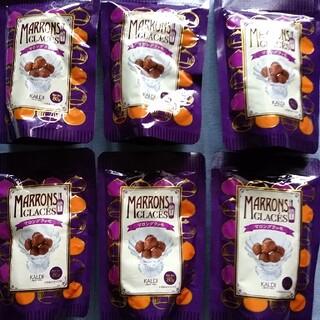 KALDI - カルディのマロングラッセ6袋セット商品