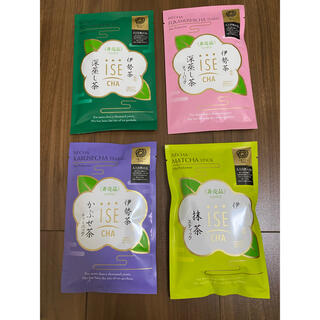 三重ブランド認定品 伊勢茶 お得パック 4種類セット 非売品(茶)