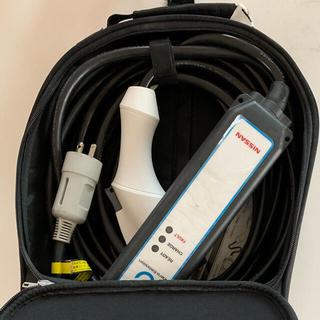 日産 - 日産リーフ 充電ケーブル7.5m 専用ケース付き