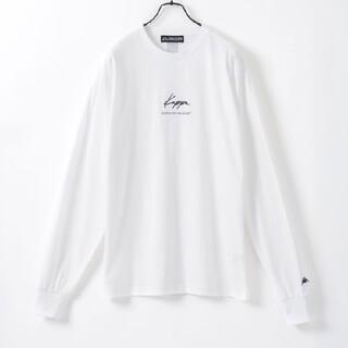 カッパ(Kappa)の新品未使用 kappa カッパ ロング袖 Tシャツ ロンT(Tシャツ/カットソー(七分/長袖))