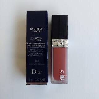 Dior - 【Dior】ルージュディオールフォーエヴァーリキッド200