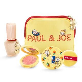 PAUL & JOE - ポール&ジョー 2020 限定 クリスマスコフレ メイクアップコレクション ドラ