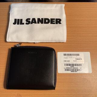 Jil Sander - 新品未使用 ジルサンダー 財布 ブラック JIL SANDER