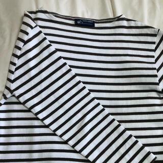 SAINT JAMES - セントジェームス SAINT JAMES ウエッソン ボーダー バスクシャツ