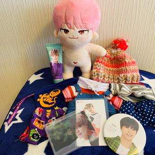 セブンティーン(SEVENTEEN)のseventeen 20cmぬいぐるみ洋服 ディノ(K-POP/アジア)