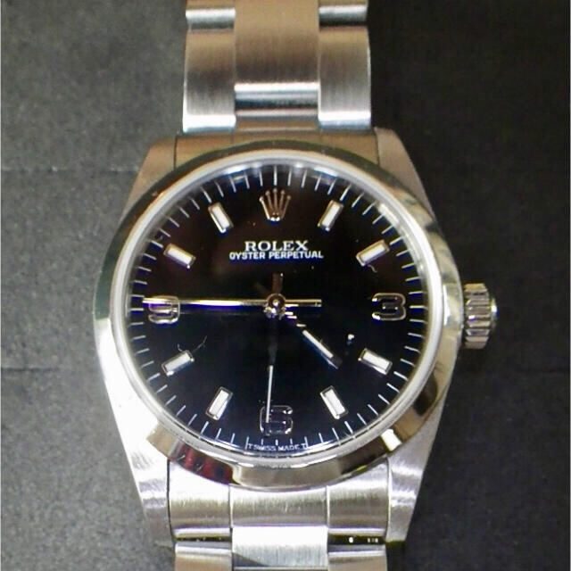 ROLEX(ロレックス)のROLEX ロレックス オイスター パーぺチュアル  レディースのファッション小物(腕時計)の商品写真
