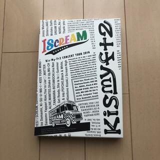 Kis-My-Ft2 - Kis-My-Ft2/CONCERT TOUR 2016 ISCREAM DVD