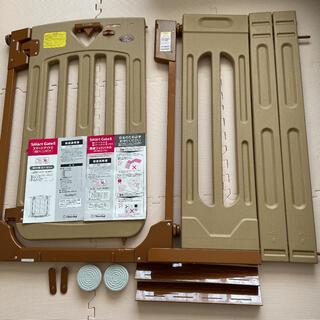 ニホンイクジ(日本育児)の日本育児 スマートゲイト2専用ワイドパネルSサイズ付き(ベビーフェンス/ゲート)