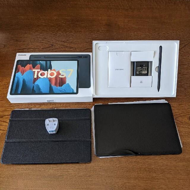 Galaxy(ギャラクシー)のGalaxy Tab S7 6GB/128GB スマホ/家電/カメラのPC/タブレット(タブレット)の商品写真