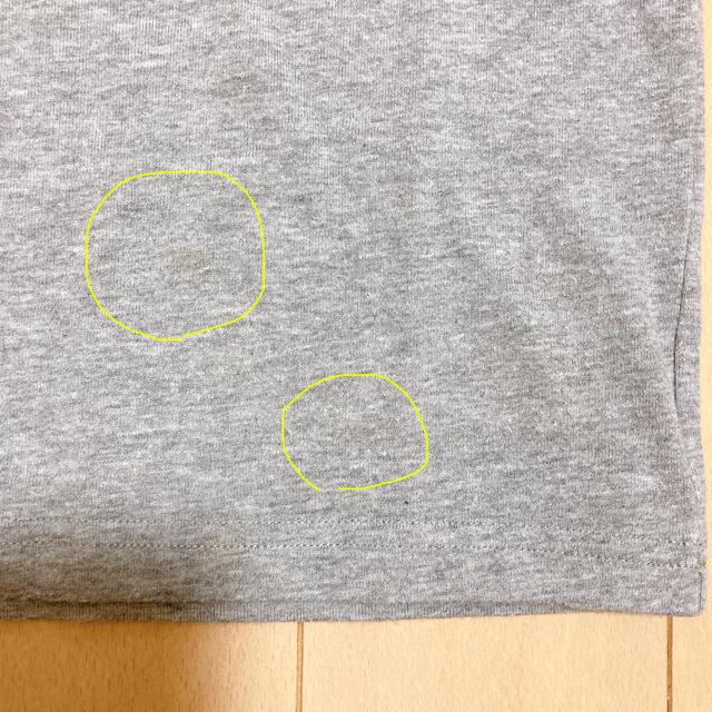 THE NORTH FACE(ザノースフェイス)のTHE NORTH FACE★半袖トップス100㎝ キッズ/ベビー/マタニティのキッズ服男の子用(90cm~)(Tシャツ/カットソー)の商品写真