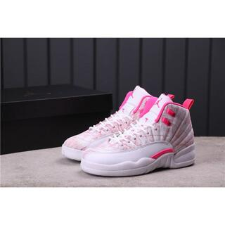 ナイキ(NIKE)のAir Jordan 12 GS Ice Cream(スニーカー)