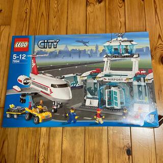 レゴ(Lego)の【未開封品】LEGO 7894 レゴシティ 空港(キャラクターグッズ)