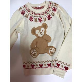 ディズニー(Disney)のダッフィー セーター Sサイズ ディズニーシー限定(ニット/セーター)